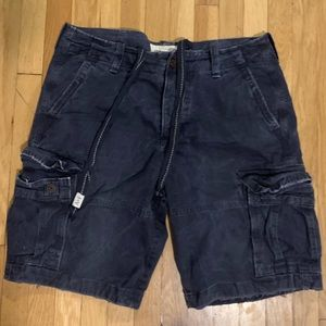 """Abercrombie & Fitch Cargo Shorts 32"""" x 10"""" inseam."""